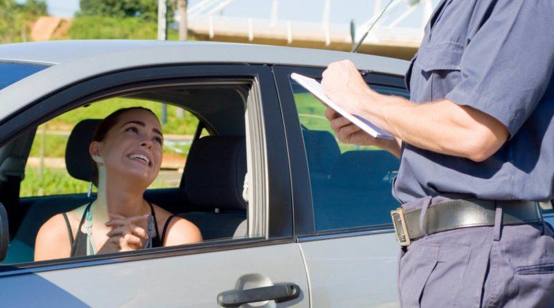 Вождение авто без прав